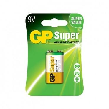 GP3 - Pila 9v Transistor Alcalina Super