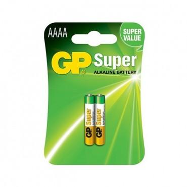 GP4 - Pile Microstilo AAAA Alcalina Super