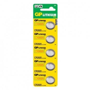 GP17 - Pile Litio Bottone da 3 V