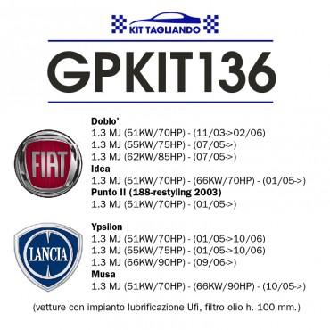 GPKIT136A - 1/4 pz